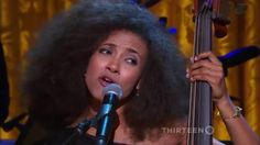 Esperanza Spalding - On The Sunny Side Of The Street (Live at the White ...