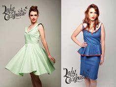 'Una larga estancia', la nueva colección de Lady Cacahuete. #coleccion #verano #moda #fashion #tendencias #trends #fifties #americanstyle