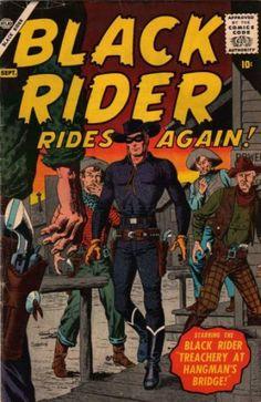 The Black Rider Rides Again! (Volume) - Comic Vine
