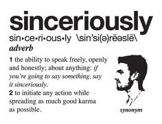 """Stephen Amell's """"SINCERIOUSLY"""" Apparel   I just love him so much. xDD"""