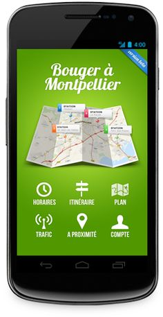 BAM, l'application mobile qui va vous faire bouger à Montpellier !