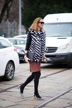 Milan Street Style: JJ Martin