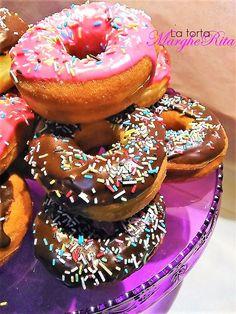 La Torta Margherita: Donuts
