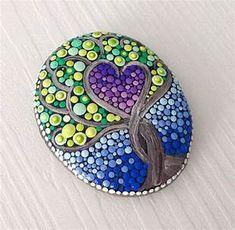 Heart Tree Dots