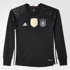 adidas - UEFA EURO 2016 DFB Torwart-Heimtrikot Replica