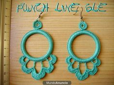 PIC ONLY - Crochet Jewelry - diamondinapril - Picasa Web Albums