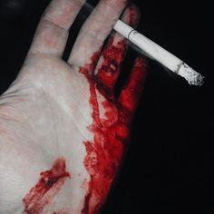 Grunge Quotes, Life Hurts, Blood Art, The Secret History, Shadowrun, Smoking Weed, Simon Evans, Dark, Aesthetics