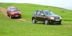 Renault Duster vs Mahindra XUV 5OO : Comparison