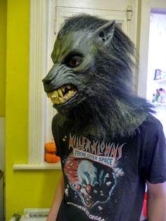 Masque de loup garou, Eerie Craft