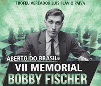 Reino de Caíssa: Memorial Bobby Fischer - Mais gente boa chegando!