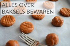 baksels bewaren - tekst