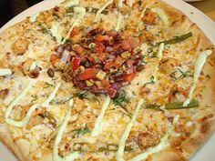 California Pizza Kitchen Copycat Recipes: Chipotle Chicken Pizza