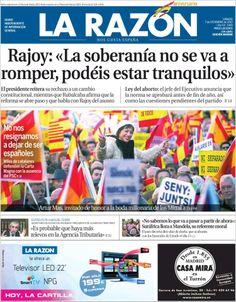 """""""No nos resignamos a dejar de ser españoles"""""""