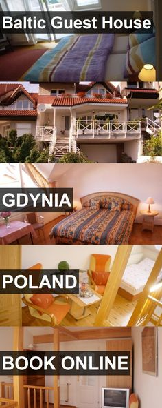Baltic Guest House in Gdynia, Poland. For more information, photos, reviews and best prices please follow the link. #Poland #Gdynia #travel #vacation #guesthouse