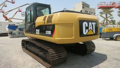 #EXACAVATOR Brand: #CATERPILLAR Model: #320D Capacity: 21-TONS Year: 2012 Running Hours: 4311.4 http://www.al-quds.com/category.php?id=23
