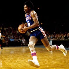 Dr. J and Converse—a perfect match.
