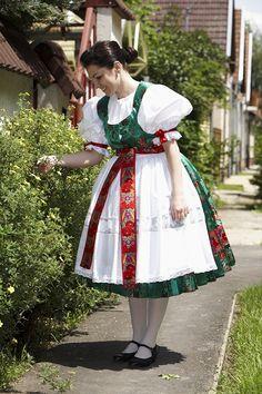Hungarian tradition dress - Magyar népviselet