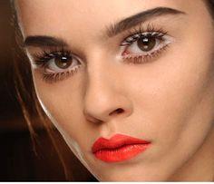 ss13 white eyes orange lips