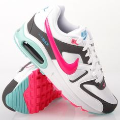 Nike Wmns Air Max Command White Pink Flash