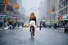 downtownfrombehind a series of ny photos of people on their bikes from behind by bridget fleming