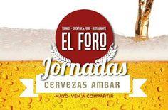 GASTRONOMÍA EN ZARAGOZA: Menú Jornadas Cervezas Ambar. Restaurante El Foro