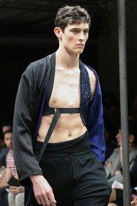 Dries Van Noten Spring 2015 Menswear Collection - Vogue