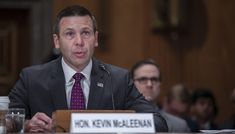 Acting Homeland Security Secretary Kevin McAleenan said President Donald Trump's new immigration deal with Mexico includes an array of fresh concessions. Record Day, The Daily Caller, Trump New, Fox News Hosts, Family Units, National Guard, Foreign Policy, Human Trafficking
