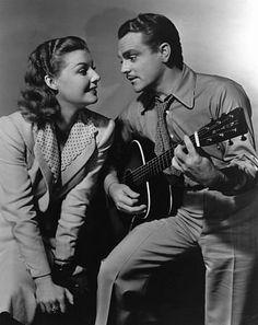 James Cagney, Ann Sheridan C. 1940