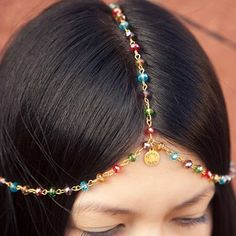Head Piece Rainbow now featured on Fab. IS THIS A JOKE!