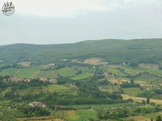 Panorámica de San #Gimignano (#Toscana - #Italia).  http://www.europeosviajeros.com/italia/diario-toscana-6-torres-medievales-san-gimignano/