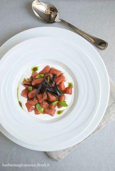 gnocchi di pomodoro tricolore