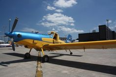 Mosquito Control AirTractor