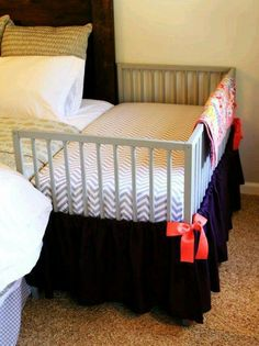 Cute easy way to keep your baby by you!