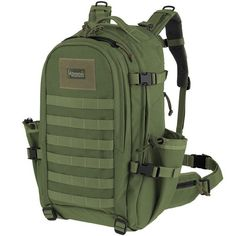 Shop Maxpedition Hiking Backpack Zafar™ Internal Frame Backpack - Od Green liters Green (OD Green) Free delivery and returns on all eligible orders. Edc Backpack, Edc Bag, Tactical Backpack, Hiking Backpack, Hiking Gear, Camping Gear, Internal Frame Backpack, Backpacking Hammock, Army Gears