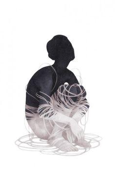 Illustrations By Ashley Mackenzie #illustration #drawing