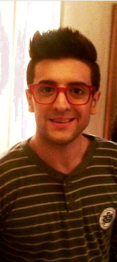 Piero Barone of Il Volo