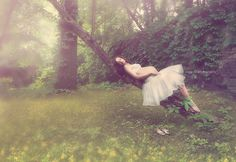 """Love the soft, ethereal lighting and the composition. Very """"fairytale""""."""
