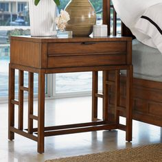 Have to have it. Tommy Bahama Ocean Club Kaloa 1 Drawer Nightstand $679
