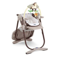 Polly Magic Baby High Chair | Baby Highchairs | Chicco