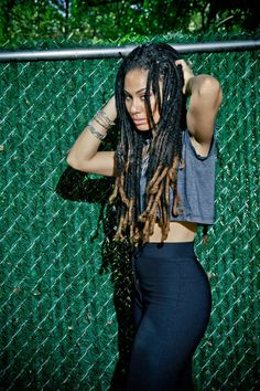 Inspring me to get Dreads !