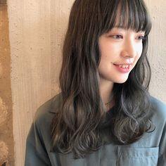 【HAIR】冨永 真太郎さんのヘアスタイルスナップ(ID:367549) Sweet Night, Hair Arrange, Hair Images, Shoulder Length Hair, Japanese Girl, Bangs, Amalfi, Hair Makeup, Long Hair Styles