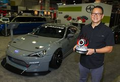 Scion FR-S is SEMA's Hottest Sport Compact – Again! | Jigged