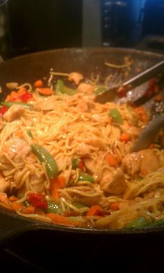 6 WW pts. Kung Pao stir fry chicken. This may be the old point system