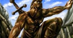 free wallpaper and screensavers for zeus master of olympus Jason And The Argonauts, Iron Golem, Pathfinder Rpg, D&d Dungeons And Dragons, Simple Minds, Ancient Mysteries, Ancient Greece, Greek Mythology, Olympus