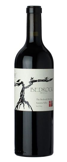 Bedrock Syrah. Seriously one of the most gorgeous wines I've ever tasted. Buy it for friends. Buy it for yourself...in bulk.