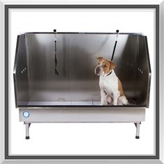 38 stainless steel pet dog bathing tub flying pig pet grooming 615 walk in stand stainless steel dog pet grooming bath tub solutioingenieria Gallery