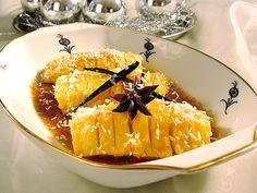 Karibisk ananas (kock recept.nu)