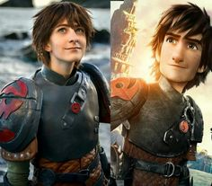 See Photos and Videos uploaded by Cosplaysky ( Cute Cosplay, Amazing Cosplay, Best Cosplay, Diy Halloween Costumes, Halloween Makeup, Disney And Dreamworks, Disney Pixar, Httyd, Hiccup