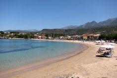 Stoupa Strand nördliche Mani Peloponnes