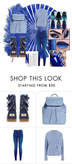 """""""UGG SEASON"""" by shaniamelville-1 on Polyvore featuring UGG Australia, Vera Bradley and C/MEO COLLECTIVE"""